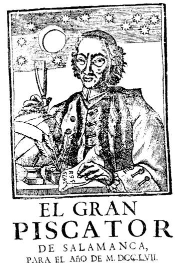 Almanaque de Torres para 1757