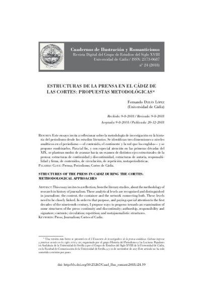 120. Estructuras de la prensa-CIR01-00